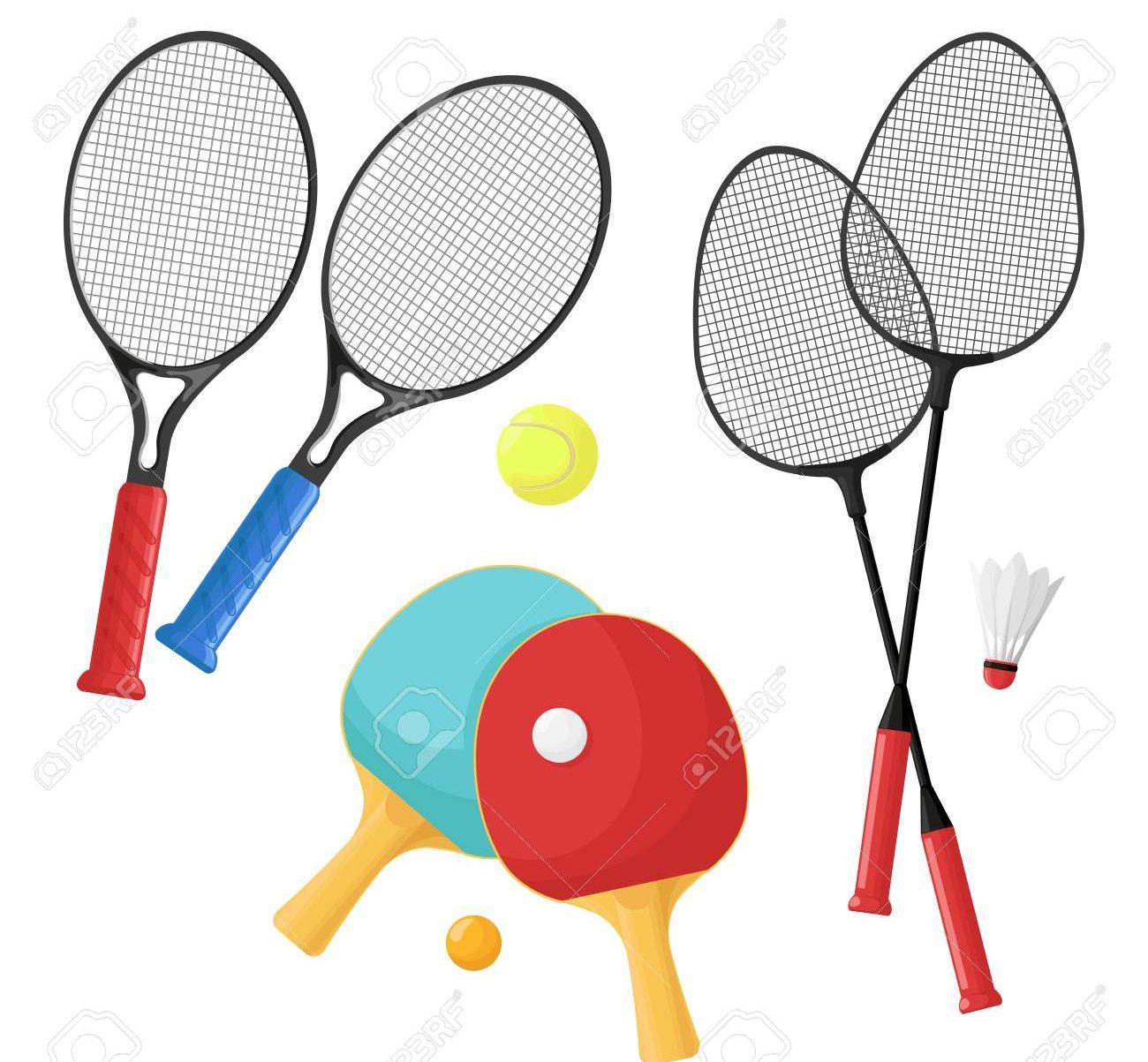 80620879-articles-de-sport-pour-tennis-badminton-et-ping-pong-raquettes-et-balles-volant-isolé-sur-fond-blanc-i.jpg